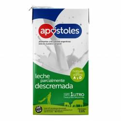 Leche L.V. Descremada Apostoles x 1 Lt.