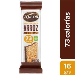 Barra Crocante de Arroz con Chocolate Arcor x 16 g.