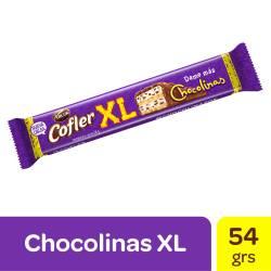Oblea Rellena Chocolinas Cofler x 54 g.