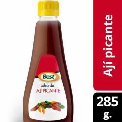 Salsa de Ají Picante Best x 285 g.