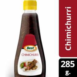 Salsa Chimichurri Best x 285 g.
