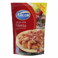 Salsa Filetto Arcor Doy Pack x 200 g.
