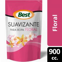 Suavizante para Ropa Best Floral Doy Pack x 900 cc.