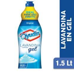 Lavandina en Gel Ayudín Original x 1,5 lt.