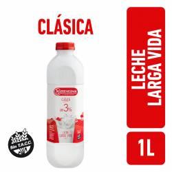 Leche L.V. Entera Clásica 3% La Serenísima Botella x 1 Lt.