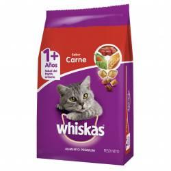 Alimento para Gato Carne Whiskas x 500 g.