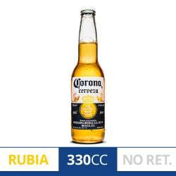 Cerveza Long Neck Corona x 330 cc.