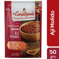 Ají Triturado La Campagnola x 50 g.