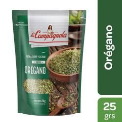 Orégano La Campagnola x 25 g.