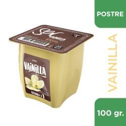 Postre Vainilla Ser x 100 g.