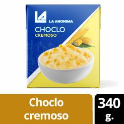 Choclo Desgranado Cremoso Amarillo La Anónima x 340 g.
