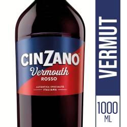 Vermouth Cinzano Rosso x 1 lt.