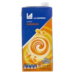 Jugo La Anónima sabor Naranja x 1 lt.
