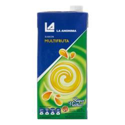 Jugo La Anónima sabor Multifruta x 1 lt.