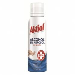Alcohol en Aerosol Aktiol x 143 cc.