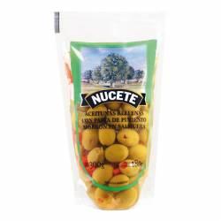 Aceitunas Verdes Doy Pack Nucete x 180 g.