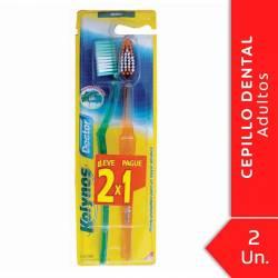 Cepillo Dental Kolynos Dr. x 2 un.
