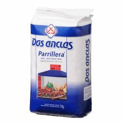 Sal Entrefina Dos Anclas Paquete x 1 Kg.