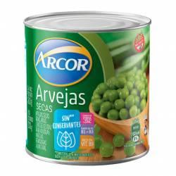 Arvejas Secas Remojadas Arcor x 350 g.