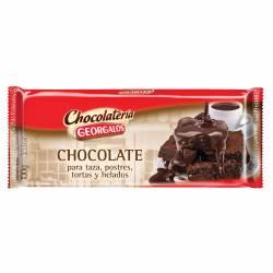 Chocolate para Taza Familiar Georgalos x 100 g.