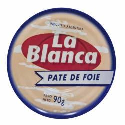 Paté de Foie La Blanca x 90 g.
