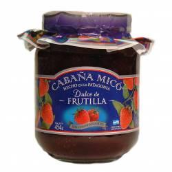 Dulce de Frutillas Cabaña Mico x 454 g.
