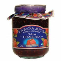 Dulce de Frambuesas Cabaña Mico x 454 g.