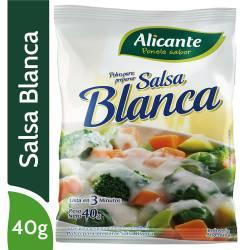 Polvo para preparar Salsa Blanca Alicante x 40 g.