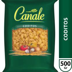 Fideos Coditos Canale x 500 g.