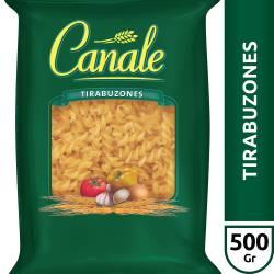 Fideos Tirabuzón Canale x 500 g.
