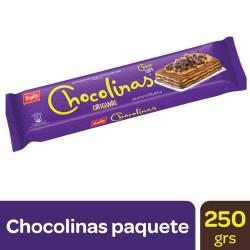 Galletitas Chocolate Chocolinas x 250 g.