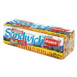 Galletitas Sandwich Granix x 200 g.