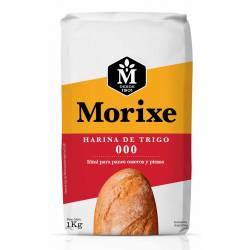 Harina de Trigo 000 Morixe x 1 Kg.