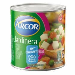 Jardinera de Verduras Arcor x 350 g.