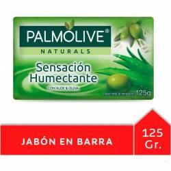 Jabón de Tocador Palmolive Aloe Vera y Oliva x 125 g.