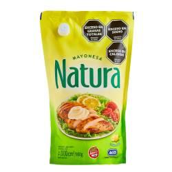 Mayonesa Natura Doy Pack x 1 Lt.