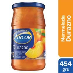 Mermelada Arcor Durazno x 454 g.