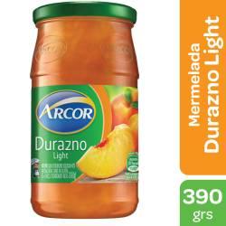 Mermelada Arcor Durazno - Bajas Calorías x 390 g.