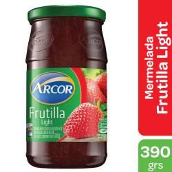 Mermelada Arcor Frutilla - Bajas Calorías x 390 g.