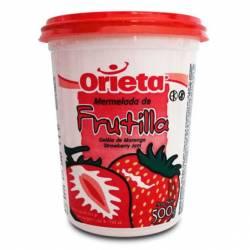 Mermelada de Frutilla Orieta Pote x 500 g.