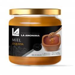 Miel de Abejas La Anónima Frasco x 500 g.