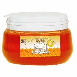 Miel de Abejas Río Negro PVC x 250 g.