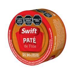 Paté de Foie Swift x 90 g.
