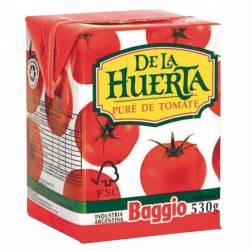 Puré de Tomates De la Huerta x 530 g.