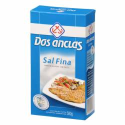 Sal Fina Dos Anclas Estuche x 500 g.