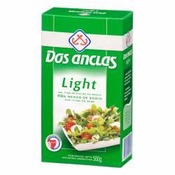 Sal Fina Light Dos Anclas Estuche x 500 g.