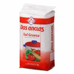 Sal Gruesa Dos Anclas Paquete x 1 Kg.