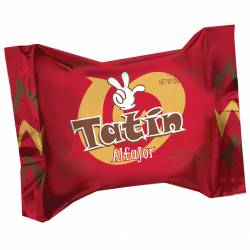 Alfajor Chocolate con Leche Triple Tatín x 60 g.