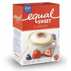Endulzante Sobres Equalsweet x 200 un.