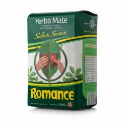 Yerba Mate con Palo Suave Romance x 1 Kg.
